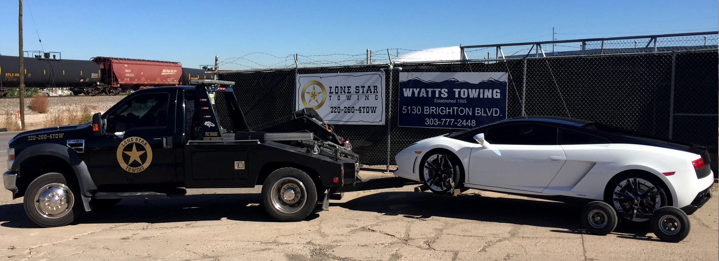 Wyatts Towing - Welcome to Wyatts Towing!